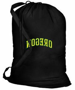 UO Laundry Bags BEST University of Oregon Clothes Bag w/ SHO