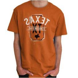 Vintage Texas Sports University Souvenir TX Short Sleeve T-S