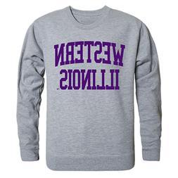 Western Illinois University Leathernecks WIU Crewneck Sweate