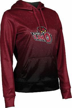 ProSphere Women's Temple University Ombre Hoodie Sweatshirt
