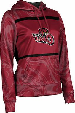 ProSphere Women's Temple University Ripple Hoodie Sweatshirt