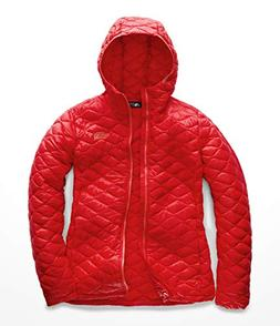 The North Face Women's Thermoball Hoodie - Juicy Red - S