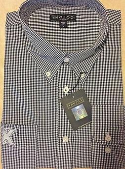 Xavier University Musketeers Men's Dress Shirt  Licensed